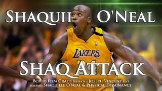 Shaquille O'Neal - Shaq Attack