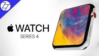 Apple Watch 4 (2018) - FINALLY a BIG Change!