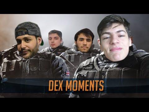 DEX MOMENTS #4