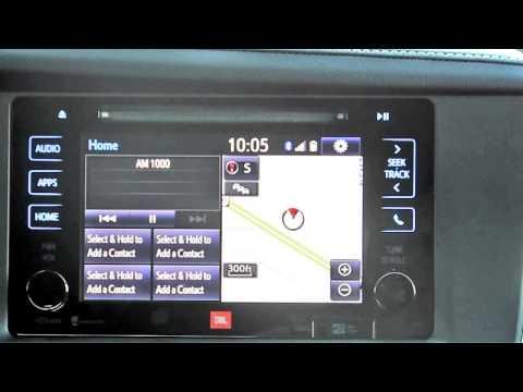 New 2015 Toyota Sienna Features From Allan Nott