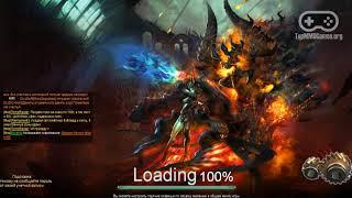 Геймплей MMORPG Reborn Online / Реборн Онлайн