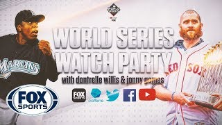 World Series Watch Party with Dontrelle Willis & Jonny Gomes | Game 6 | FOX SPORTS