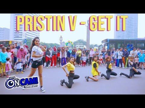 [KPOP DANCE IN PUBLIC CHALLENGE] PRISTIN V(프리스틴 V) _ Get It(네 멋대로) by BCT「1080p60fps」