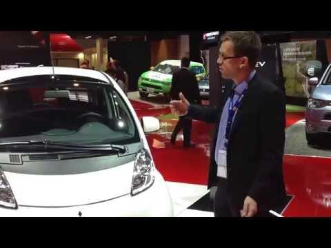 Paris Motor Show 2014 Flippar och floppar Flopp Nr 3 Elbilar