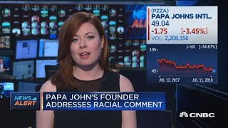 Papa John's founder used racial slur during exercise intended to prevent PR snafus