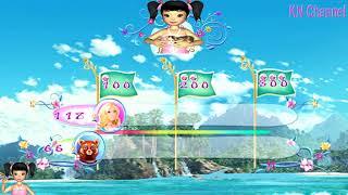 Thơ Nguyễn chơi game cuộc sống nơi hoang đảo của barbie tập 1