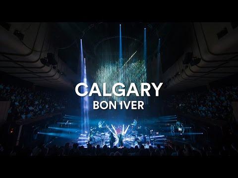 Bon Iver - Calgary at Sydney Opera House, Vivid LIVE 2016