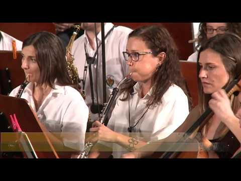 Symphonie (Pour orchestre d'harmonie) SOCIEDAD MUSICAL 'LA ARTÍSTICA' DE BUÑOL
