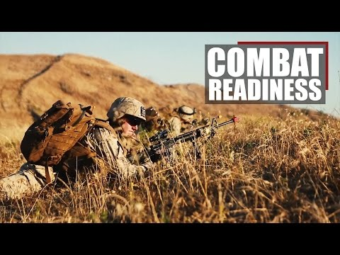 Combat Readiness | 1st MLG tests capabilities