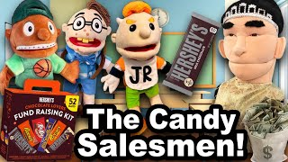 SML Movie: The Candy Salesmen!