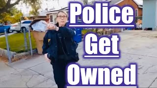 Cops get in my face to intimidate me 1st Amendment TCCW