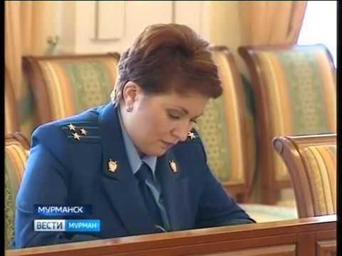 Губернатор Мурманской области Марина Ковтун провела совместное заседание антитеррористической комиссии и оперативного штаба