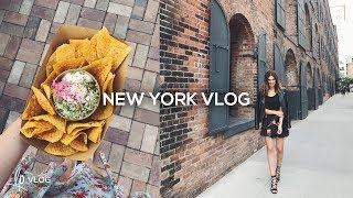 THE BEST NEW YORK TRIP EVER! | Lily Pebbles Vlog