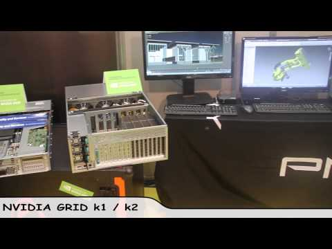 Azken Muga en @SLAN 2013 - VDI Acelerados por GPU - NVIDIA GRID
