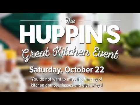 Huppin's Great Kitchen Event 2016