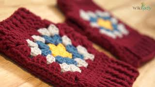 Móc găng tay cực xinh tặng  người thương | Mai Khánh Linh | Noli đan móc