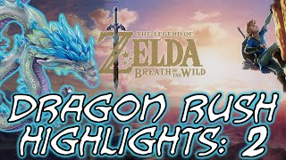 Zelda Dragon Rush! — Part 2 (Stream Highlights)