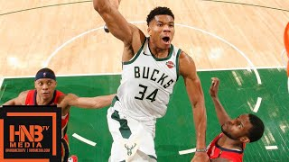 Milwaukee Bucks vs New Orleans Pelicans Full Game Highlights | 12.19.2018, NBA Season
