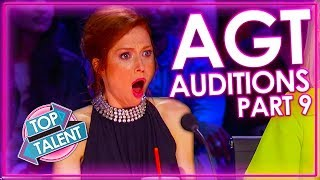 America's Got Talent 2019 | Part 9 | Judge Cuts | Top Talent
