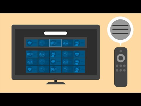 amazon.co.uk & Amazon Discount Codes video: Customize the Apps on Your Fire TV's Main Menu