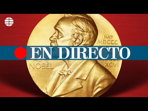 Anuncio del Premio Nobel de la Paz, en directo