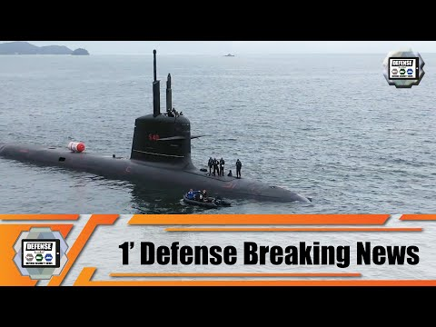 Brazilian Navy conducts first immersion tests with its new Riachuelo S40 submarine 1' Breaking News