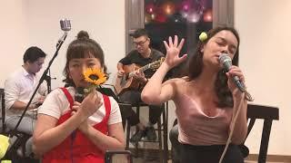 Phạm Quỳnh Anh live Xiêu Lòng cùng Trang Hý