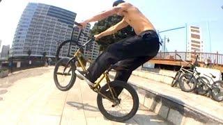 RUNA HATTORI 18 YEAR OLD BMX STREET RIDER FROM TOKYO JAPAN