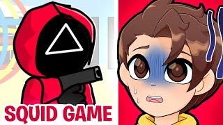 Glitch vs. SQUID GAME! (Friday Night Funkin')