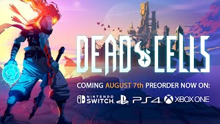 Dead Cells - Release Date Announcement Trailer