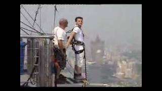 Il piú alto bungee jumping