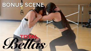 Bella Twins Face Off in Friendly Sparring Session | Total Bellas | E!