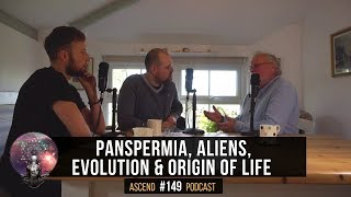 Panspermia, Aliens, Evolution & Origin of Life - Milton Wainwright