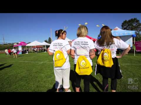 BC Egg supports Run for the Cure