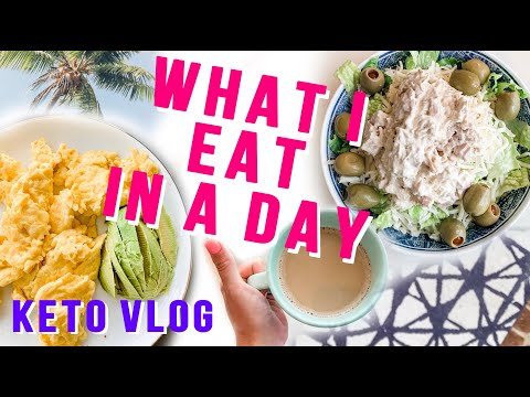 Full Day of Keto - VLOG | What I Ate Today, Watch This!