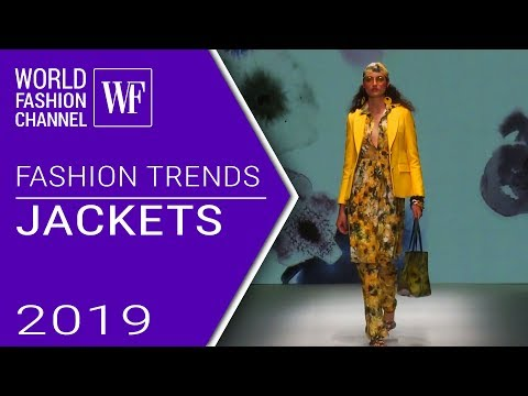 JACKETS | Fashion trends spring-summer 2019