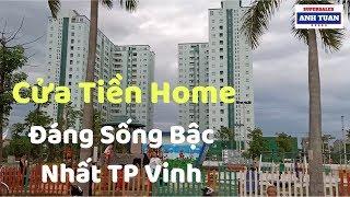 Khu Đô Thị Cửa Tiền Home TP Vinh: Từ Vùng Đất Vắng Vẻ Trở Thành Nơi Đáng Sống Bậc Nhất