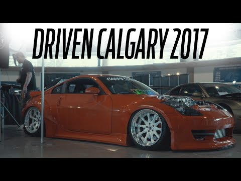 DRIVEN CALGARY OFFICIAL AFTERMOVIE [4K]