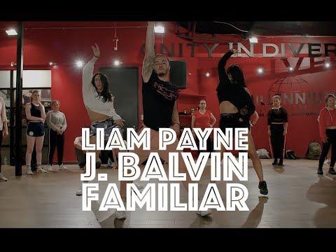 Liam Payne, J. Balvin - Familiar   Hamilton Evans Choreography