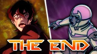 SEASON 8 TRAILER - Keith's Fight, Lance's Date, Allura's Sacrifice & Astral Plane | Voltron Analysis
