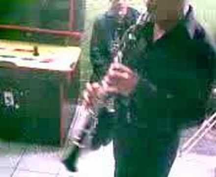 clarinete y polka