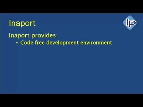 Introduction to Inaport