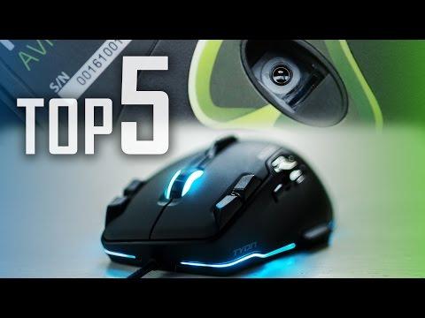 Top 5 Gaming Mice