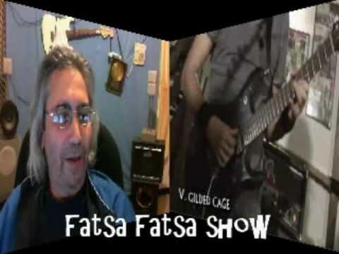 Ivan Mihaljevic & Side Effects on Fatsa Fatsa By Kim Nicolaou - Gilded Cage (Live)
