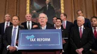 GOP delivering a tax bill that wasn't what they promised?