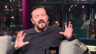 Ricky Gervais 09. April, 2012