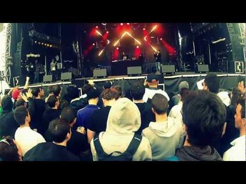 Scred Connexion @ Urbano Festival Juin 2012