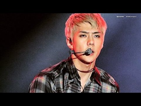 EXO Sehun Coming Out On Stage? (Kpop)