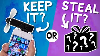 8 Weird Things You Can Control with Your Phone • White Elephant Show #11