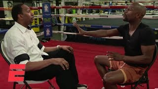 Stephen A. Smith sits down with Floyd Mayweather 1-on-1 [FULL] | ESPN
